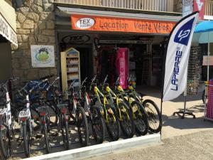 Magasin vélo Corse Porto Pollo